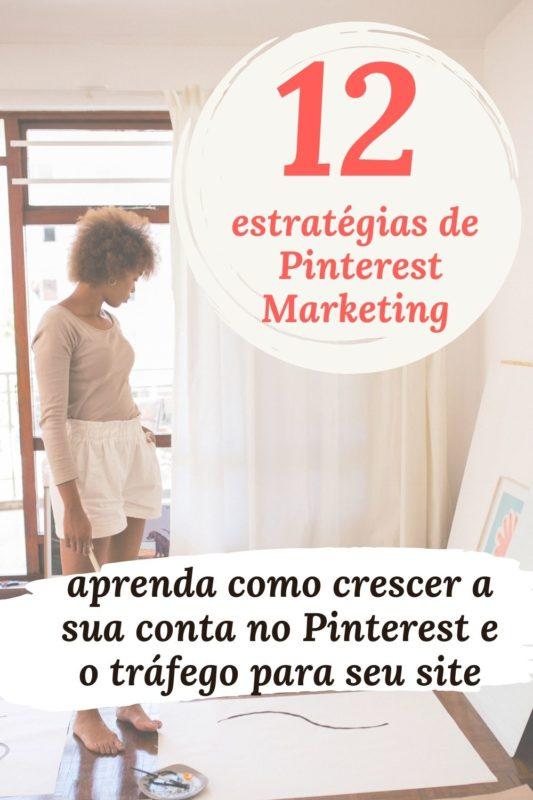 Como crescer sua conta no Pinterest e aumentar o tráfego para o seu blog