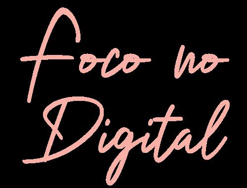 logotipo Foco no Digital