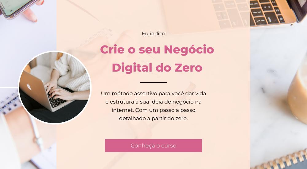 Aprenda como criar um negócio digital lucrativo do zero ao avançado