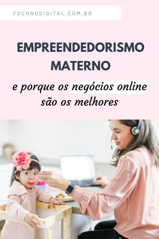 Empreendedorismo materno: se você é mãe e está procurando maneiras de ganhar dinheiro em casa, enquanto cuida dos filhos, leia esse post.